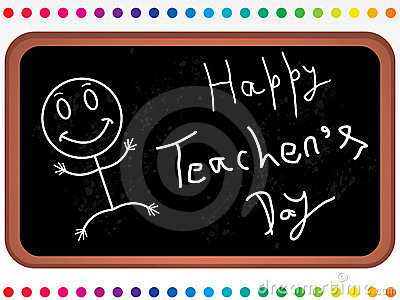 happy-teachers-day-black-board-cartoon-14003017