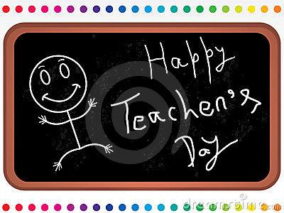happy-teachers-day-black-board-cartoon-14003017